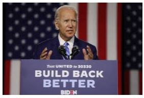 Joe Biden – Build Back Better